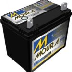 Bateria Estacionaria Moura