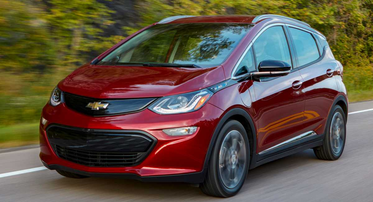 Chevrolet Bolt CARRO ELETRICO