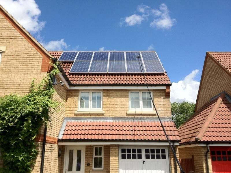 Energia Solar em JD Europa