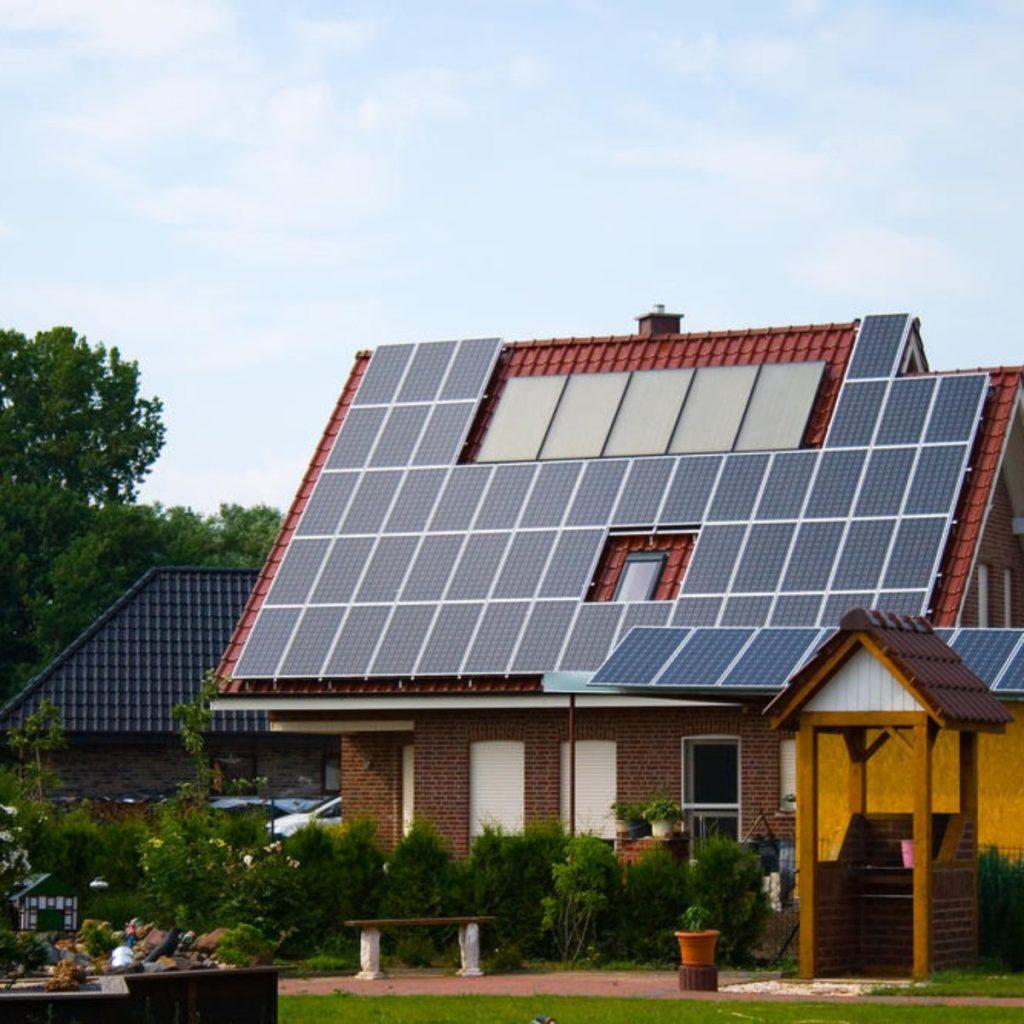 Energia Solar na Consolação