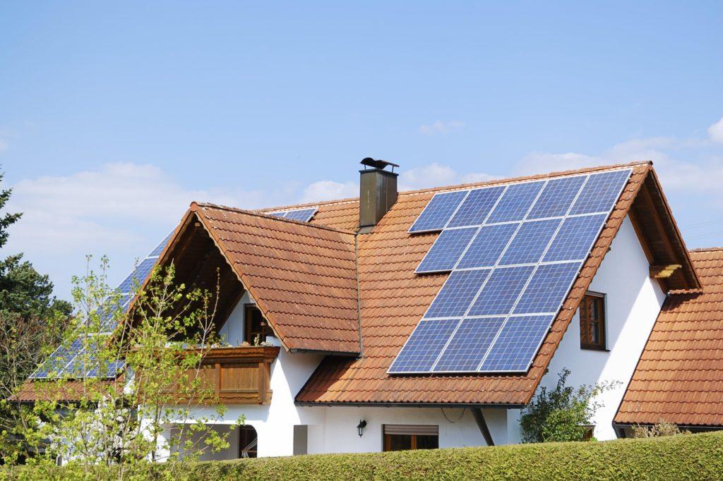 Energia Solar na Luz