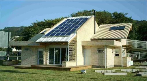 Energia Solar na VL. Guilherme