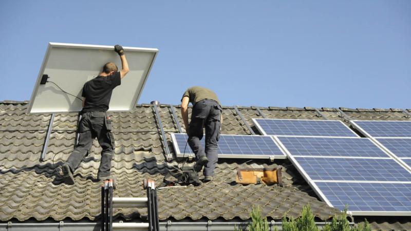 Energia Solar na Vila Monumento
