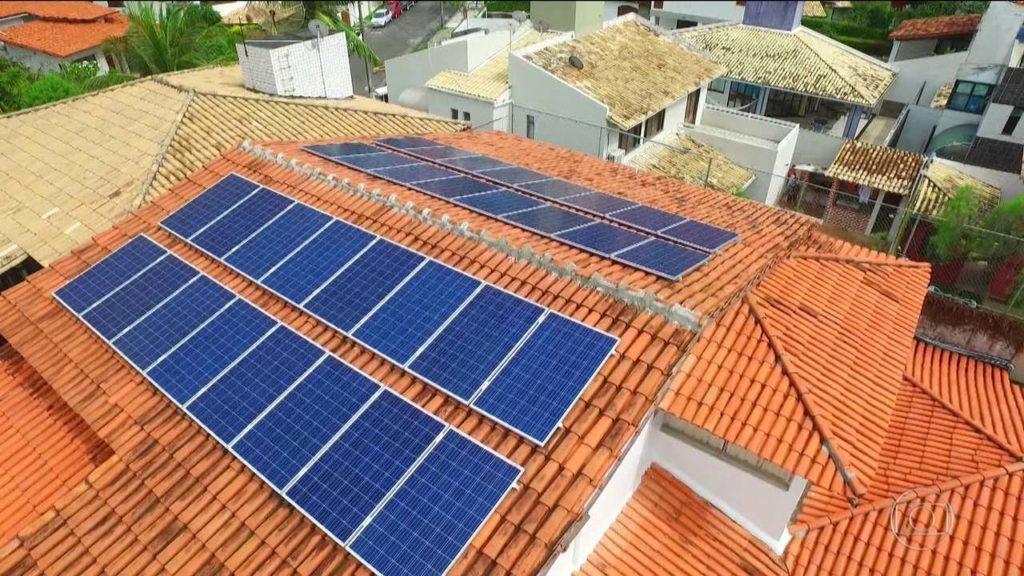Energia Solar no Bela Vista