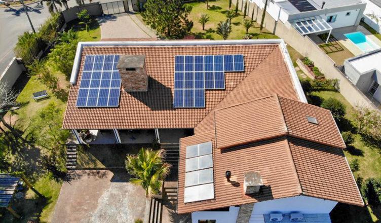 Energia Solar no Cambuci