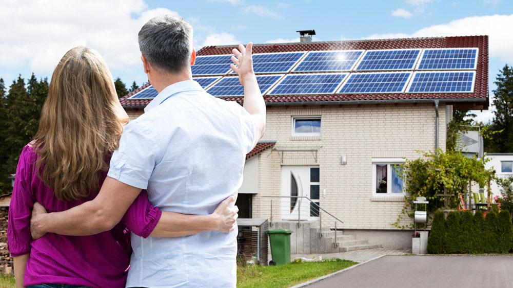 Energia Solar no Jardins