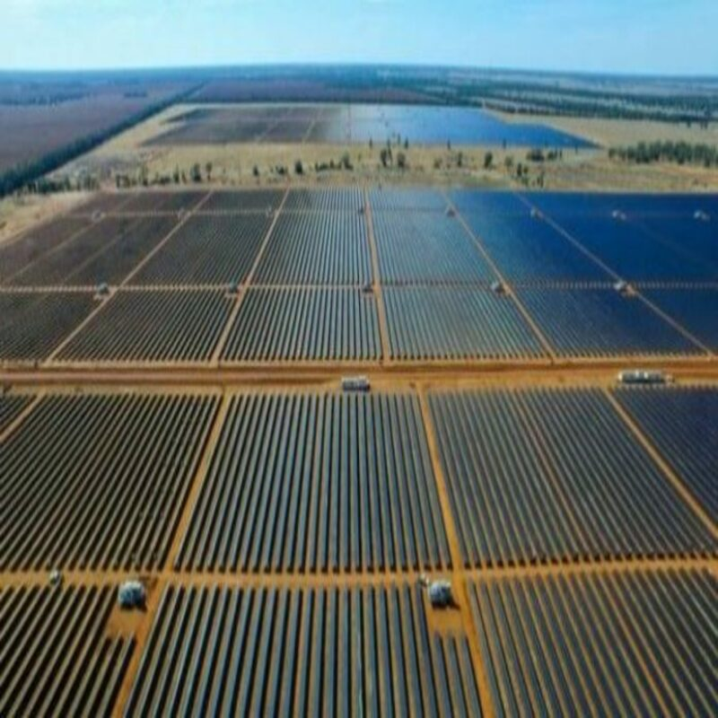 Piaui Inicia a maior Usina de Energia Solar