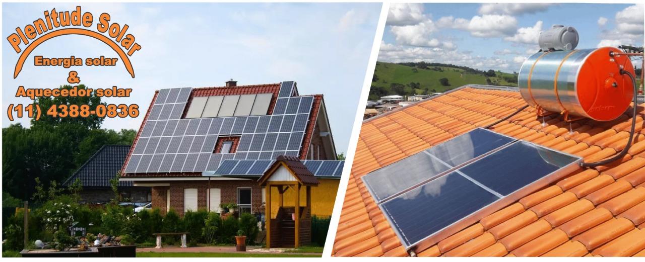 Energia Solar em Cotia