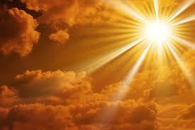 A energia solar é luz do sol