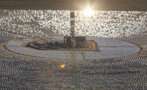 Maior usina de energia solar dos EUA a ser construída na Califórnia